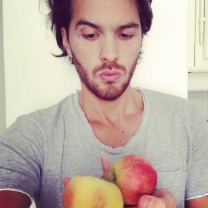 Mangez des pommes qu'il disait !
