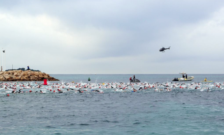 Polar Triathlon de Cannes ©fred Poirier