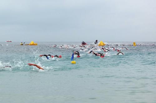 Polar Triathlon de Cannes