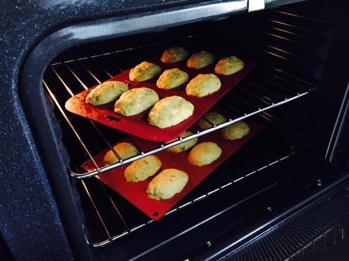 recette de madeleines healthy