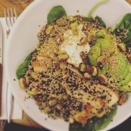 Season Salade Quinoa