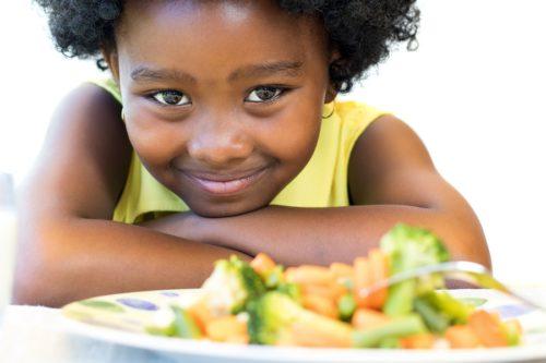 Faire manger des légumes aux enfants, dur dur ?