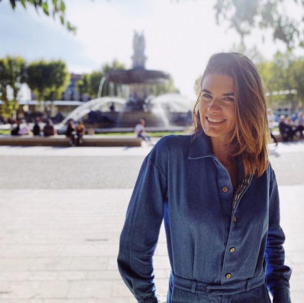 Justine Andanson, une des co-fondatrices de Boosty